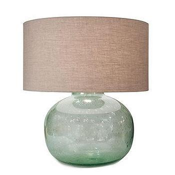 Lighting - Table Lamp - Table Lamp, Seeded glass