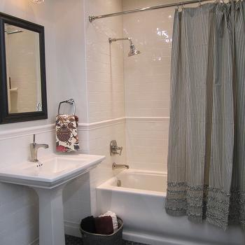 Gray Shower Curtain Design Decor Photos Pictures Ideas Inspiration Paint Colors And Remodel
