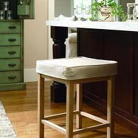 Seating - Home Gallery Furniture for Paula Deen Home Dining Room, Pull-Up Counter Stool - pull-up, counter stools