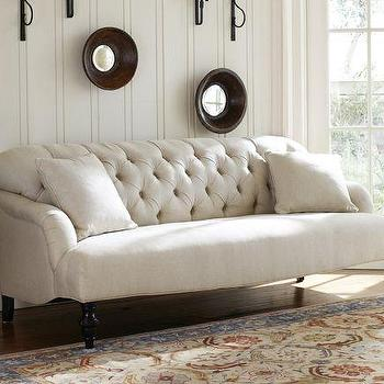 Seating - Clara Apartment Sofa | Pottery Barn - clara, apartment, sofa