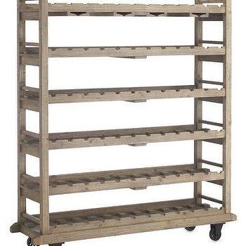Storage Furniture - Verona Wine Rack | Williams-Sonoma - verona, wine, rack