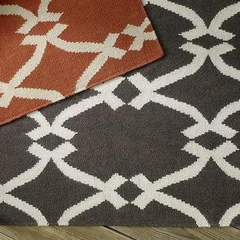 Rugs - Lattice Dhurrie | west elm - lattice, dhurrie, rug