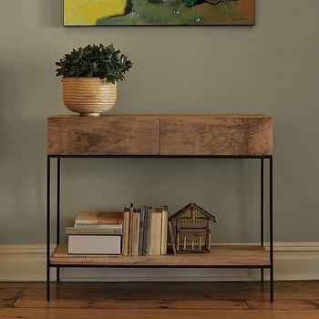 Rustic Storage Console, west elm