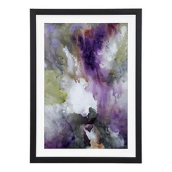 Art/Wall Decor - Cosmic Print in Art | Crate&Barrel - cosmic, print, art