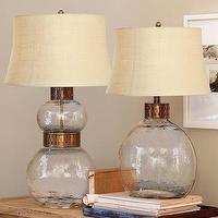 Pierce Bedside Lamp Pottery Barn