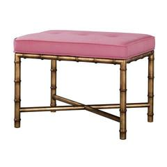 Merriweather Vanity Stool, Vielle and Frances