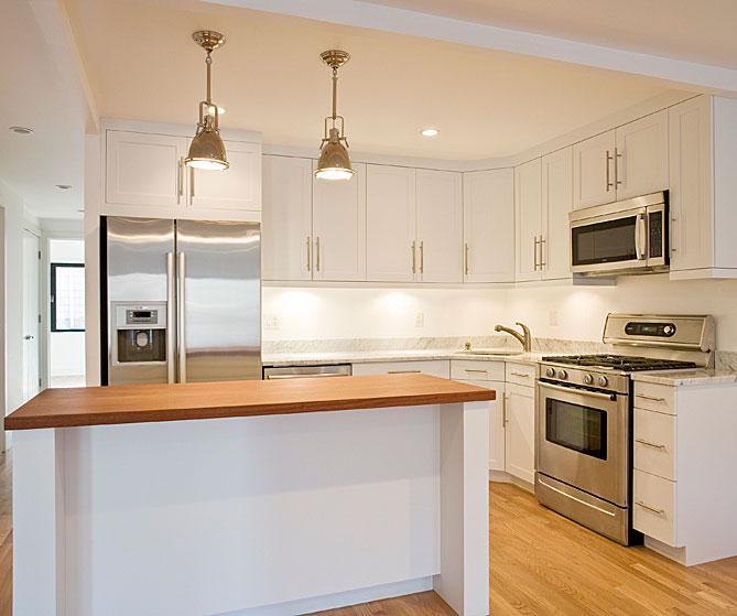 Efficient Use Of Corner Kitchen Cabinet