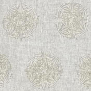 Fabrics - Sea Urchin - Ivory/Beige Indoor Multipurpose Fabric - Fabric Copia - kelly wearstler, sea urchin, ivory, beige, fabric