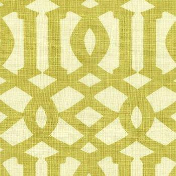 DecoratorsBest, Detail1, Sch 2643762, Imperial Trellis, Citrine Ivory, Fabrics, - DecoratorsBest