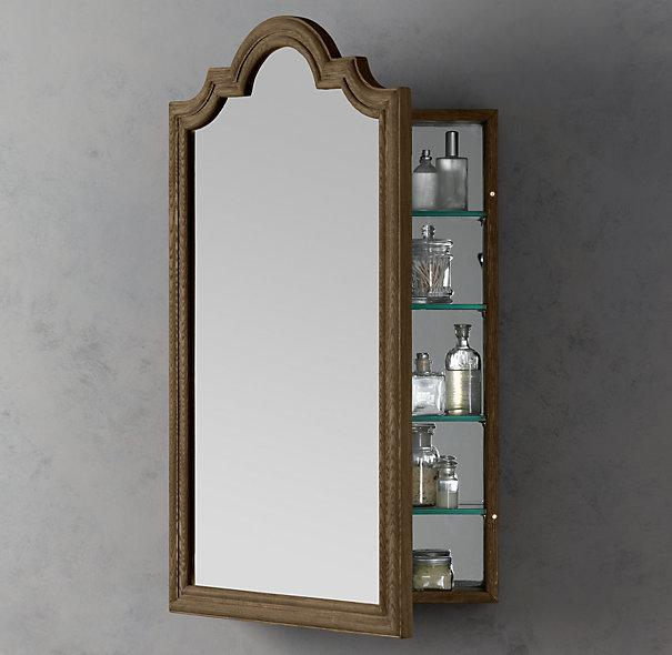 Popular Restoration Hardware Bathroom Mirrors  Home Design 2017
