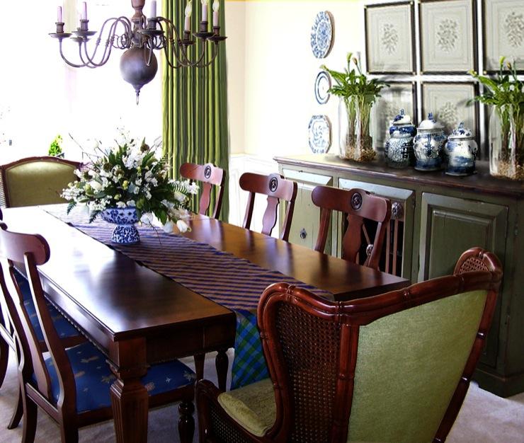 Dining room for Benjamin moore rich cream