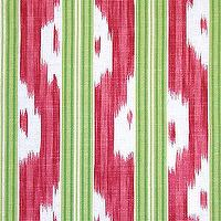 Fabrics - Designer Fabrics Online - pink, green, peyton, ikat, fabric