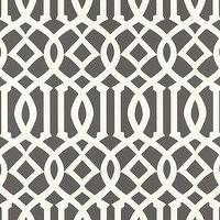 Wallpaper - DecoratorsBest - Detail1 - Sch 5003361 - Imperial Trellis - Charcoal - Wallpaper - DecoratorsBest - imperial trellis, charcoal, wallpaper