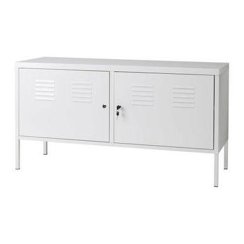 Storage Furniture - IKEA PS Cabinet - white - IKEA - ikea, ps, locker, white