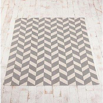 Rugs - UrbanOutfitters.com > 5x7 Herringbone Rug - gray, herringbone, rug
