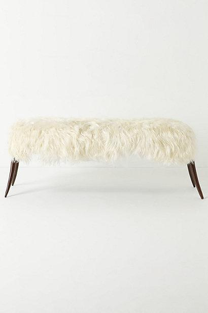 Cordoba Bench, Anthropologie.com