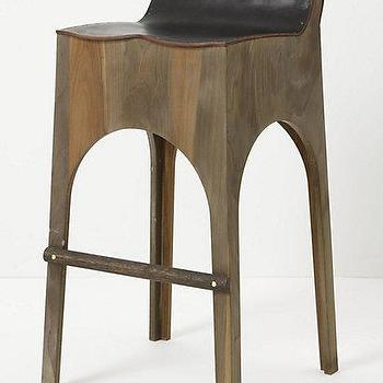 Seating - Ellery Barstool - Anthropologie.com - ellery, barstool