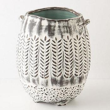 Decor/Accessories - Robinia Pot, Tall - Anthropologie.com - robinia, pot, tall