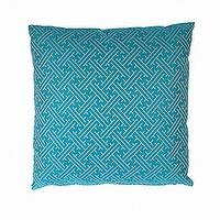 Pillows - Modern Throw Pillow - gem, pillow