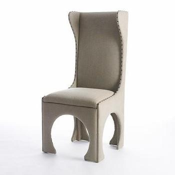 Seating - Pair of Custom Dining Chairs | South of Market - custom, dining chairs