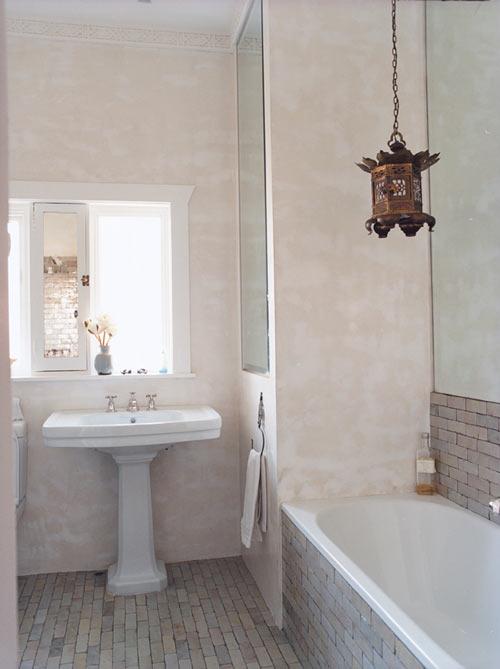 moroccan bedroom  mediterranean  bathroom  sarah