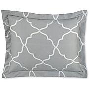 Bedding - JCPenney department - cindy, crawford, gray, one kiss, shams