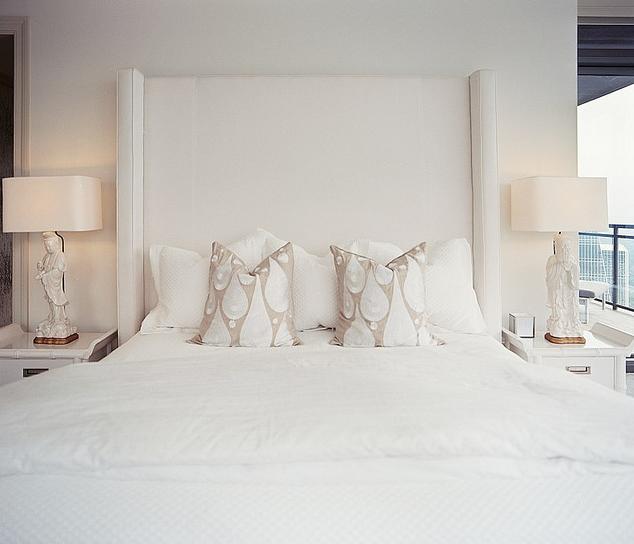 Bedroom Design Upholstered Headboard
