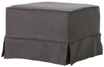 Seating - Sophia Ottoman Slipcover - Ottomans - Living Room - Furniture | HomeDecorators.com - sophia, ottoman, slipcover