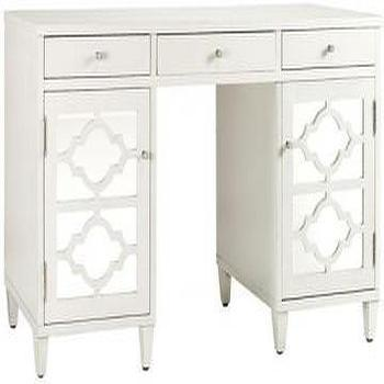 Reflections Executive Desk, Executive Desks, Home Office Furniture, Furniture, HomeDecorators.com