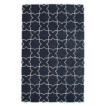 Rugs - Z Gallerie - Moroccan Rug - Indigo - moroccan, rug, indigo