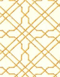 Wallpaper - Bamboo Trellis Wallpaper - York - bamboo, trellis, wallpaper