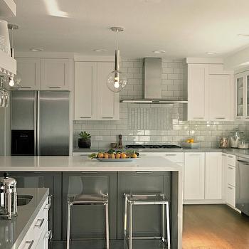 Ann Sacks Kitchen Backsplash, Contemporary, kitchen, Fiorella Design