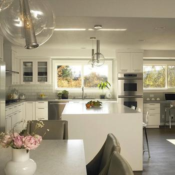Ann Sacks Tile, Contemporary, kitchen, Fiorella Design