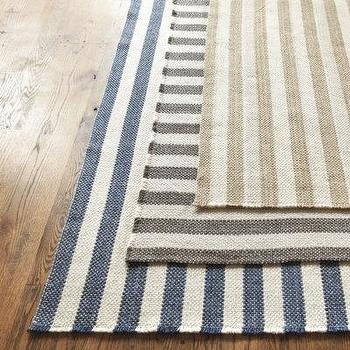 Rugs - Vineyard Stripe Rug - Ballard Designs - vineyard, stripe, rug