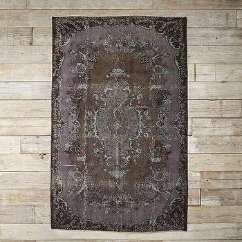 Rugs - Found Turkish Rug - Gray | west elm - found, turkish, rug, gray