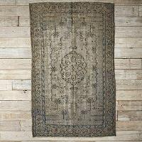 Rugs - Found Turkish Rug - Platinum | west elm - found, turkish, rug, platinum