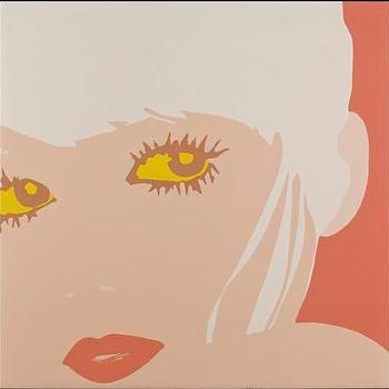 Art/Wall Decor - Eleven Fine Art - Artist detail - pop art, Natasha Law, Close Up