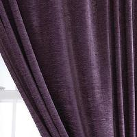 Window Treatments - UrbanOutfitters.com > Textured Velvet Curtain - plum, textured, velvet, curtains
