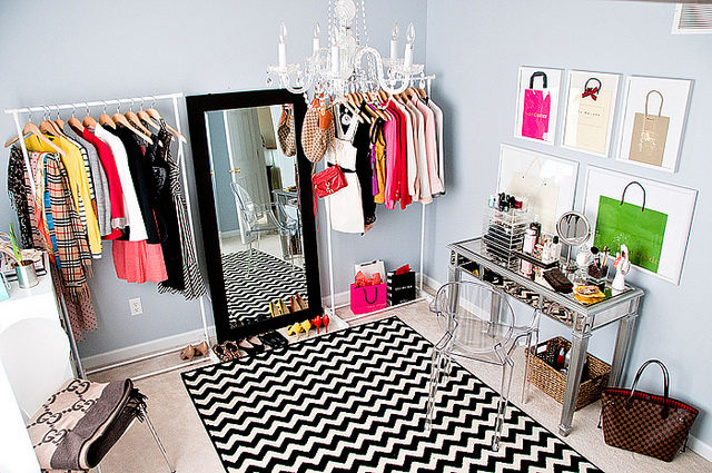 Home Goods Mirror Contemporary Closet Benjamin Moore Feather Gray A Cup Of Mai