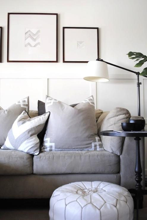 Board And Batten Walls Transitional Living Room Flourish Design Style