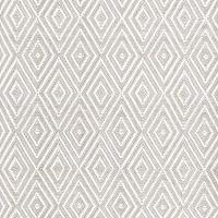 Rugs - Dash & Albert Rug Company  Diamond Platinum/White Indoor/Outdoor - diamond, platinum, white, rug