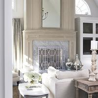 Marble Fireplace Design Decor Photos Pictures Ideas