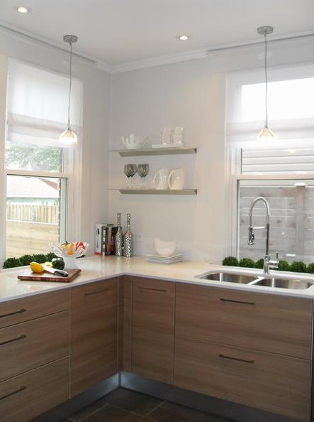 European Kitchen Cabinets Contemporary Kitchen Toronto Interior Design Group