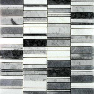 Tiles - AKDO Vision Mosaics - akdo, vision, gray, tiles
