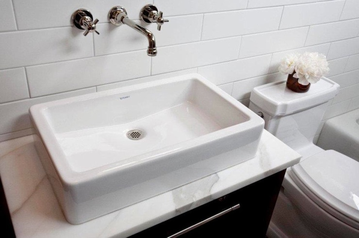 Bathroom Vanity With Marble Top Home Design