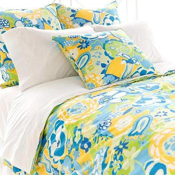Bedding - Pine Cone Hill Tweetie Duvet Cover - pine cone hill, tweetie, duvet, cover
