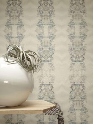 Wallpaper - Totem - Shale wallpaper @ Catalog Products @ Shop @ ESKAYEL - totem, shale, wallpaper