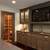 gray-wet-bar - Design, decor, photos, pictures, ideas, inspiration ...