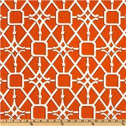 Waverly Network Coral, Discount Designer Fabric, Fabric.com