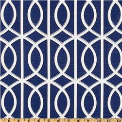 Fabrics - Dwell Studio Bella Porte Twilight - Discount Designer Fabric - Fabric.com - dwell studio, bella porte, twilight, fabric